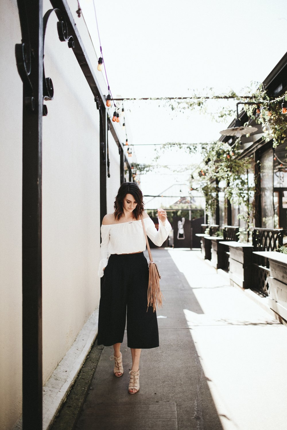 Cold Shoulders and Culottes 30