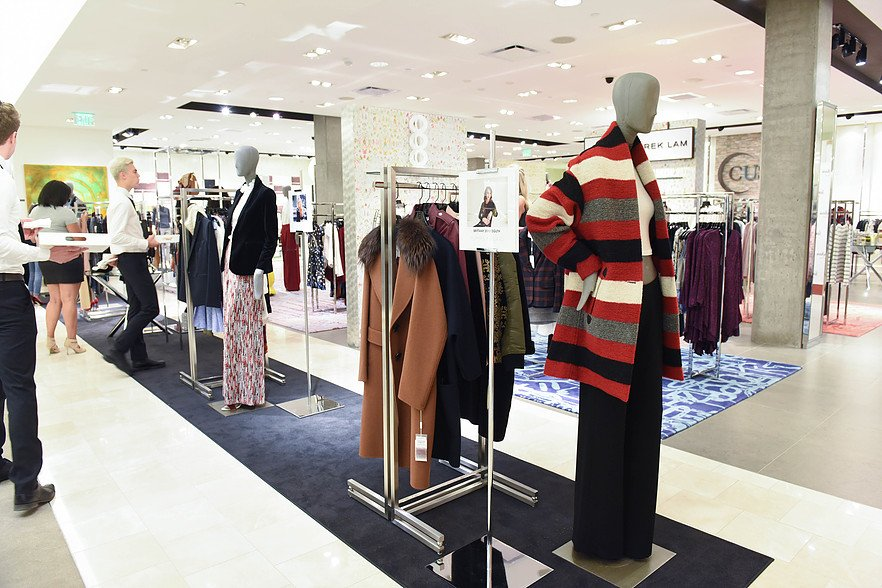 On the CUSP with Neiman Marcus 35