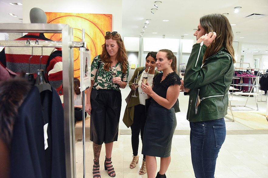 On the CUSP with Neiman Marcus 38