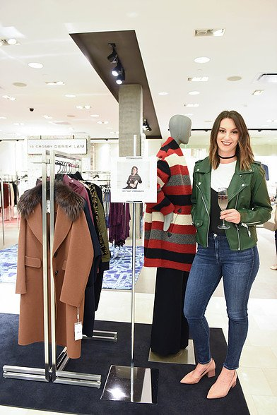 On the CUSP with Neiman Marcus 34