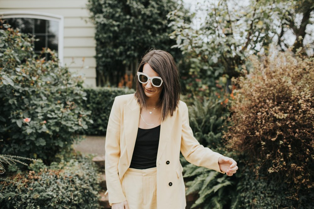 Monochrome Suiting 61